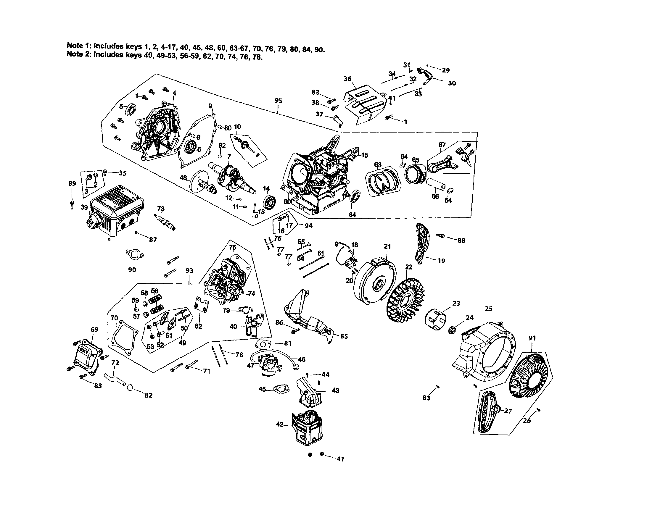 Get 100+ Yard Machines Parts Diagram Type Wiring