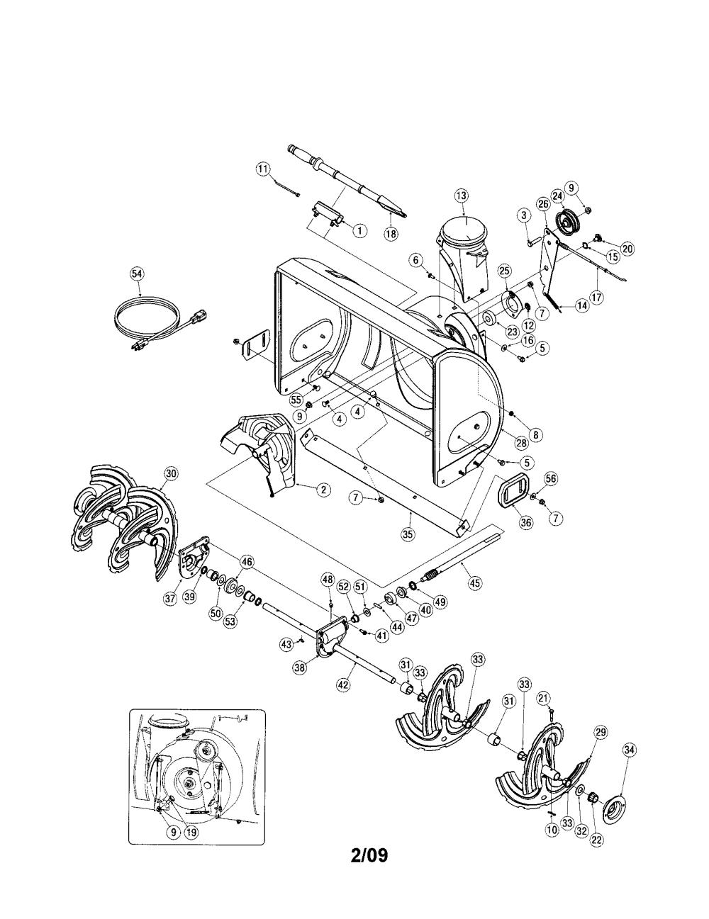 medium resolution of diagram of yard man snowblower wiring diagram features diagram of yard man snowblower