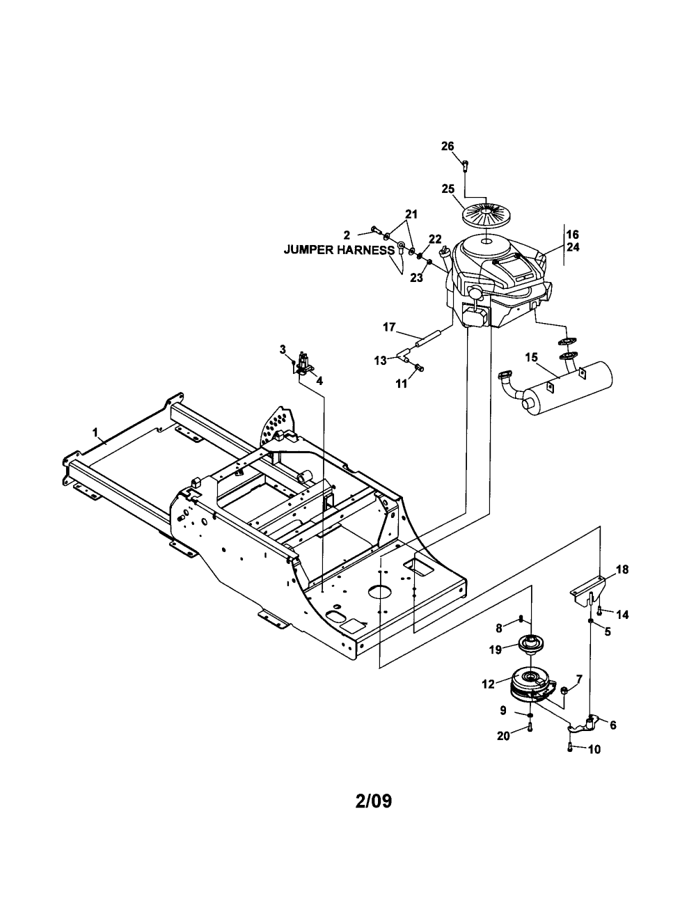 medium resolution of wiring diagram sear z6600