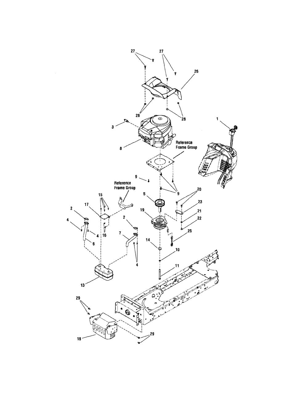 medium resolution of simplicity wiring diagram cutting deck