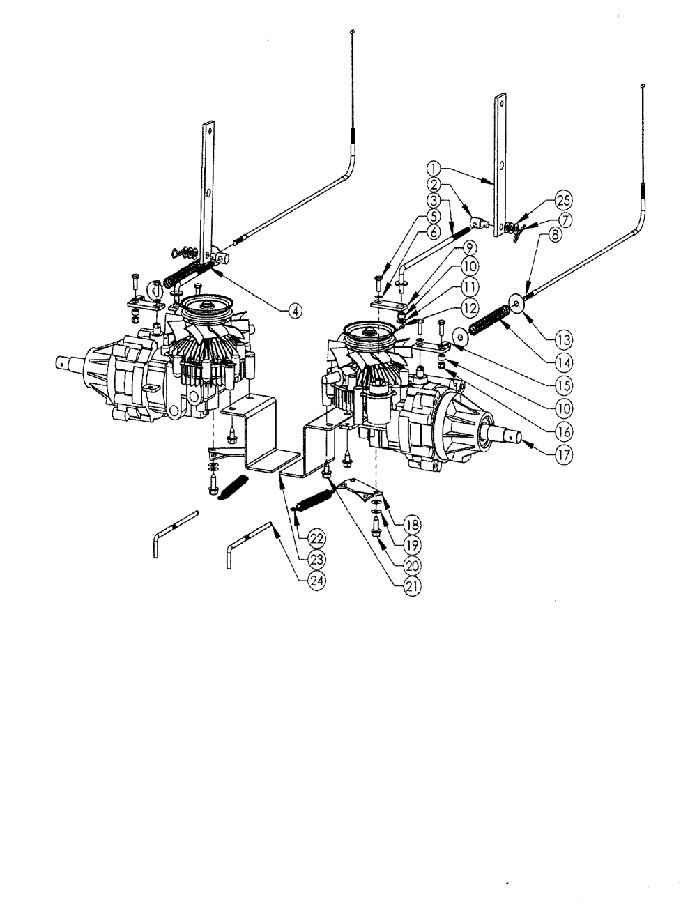 medium resolution of 60 swisher mower wiring diagram