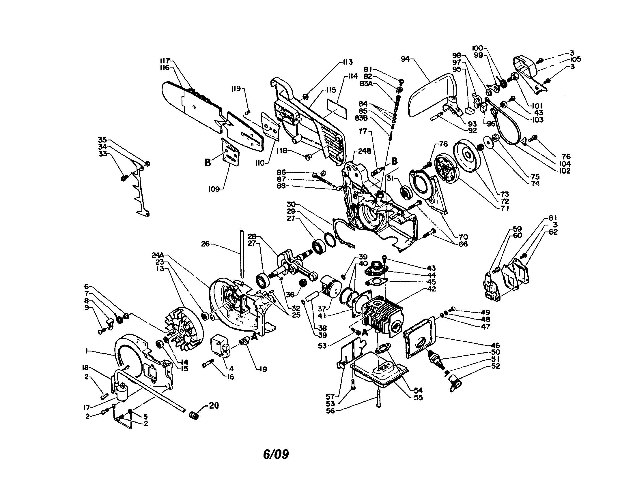 echo pole saw parts diagram 1988 toyota 4runner stereo wiring chainsaw model cs 400evl gas genuine