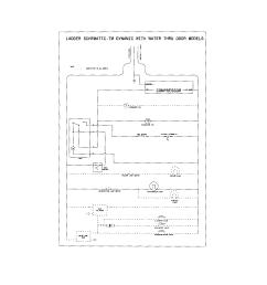 kenmore model 2536580250a top mount refrigerator genuine parts rh searspartsdirect com kenmore coldspot refrigerator wiring diagram [ 1726 x 2224 Pixel ]