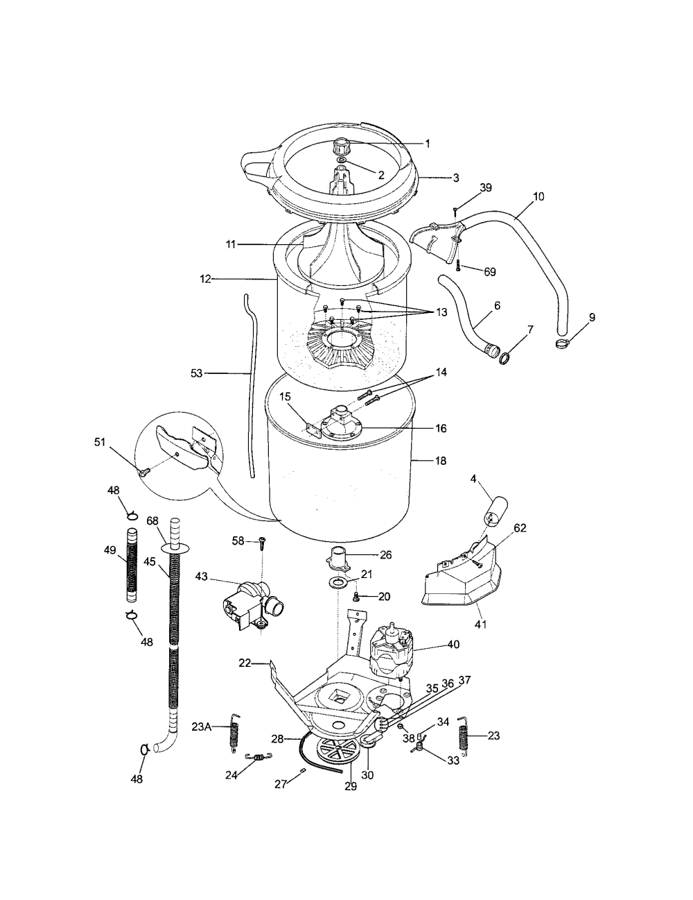 medium resolution of kenmore 80 series washing machine wiring diagram free download