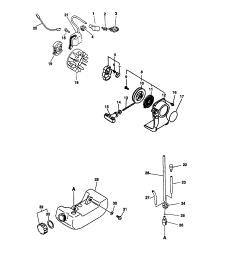 echo srm 2100sb starter ignition clutch fuel system diagram [ 1711 x 2214 Pixel ]