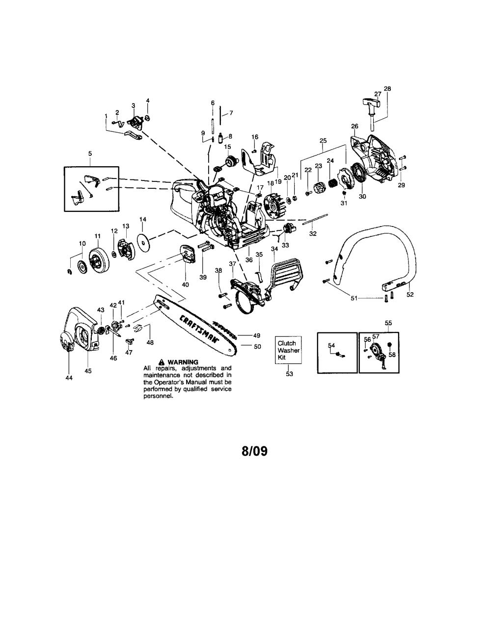 medium resolution of craftsman chainsaw wiring diagram free picture