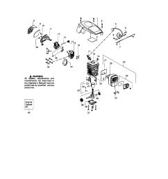 craftsman 358351810 cylinder shield crankshaft diagram [ 1696 x 2200 Pixel ]