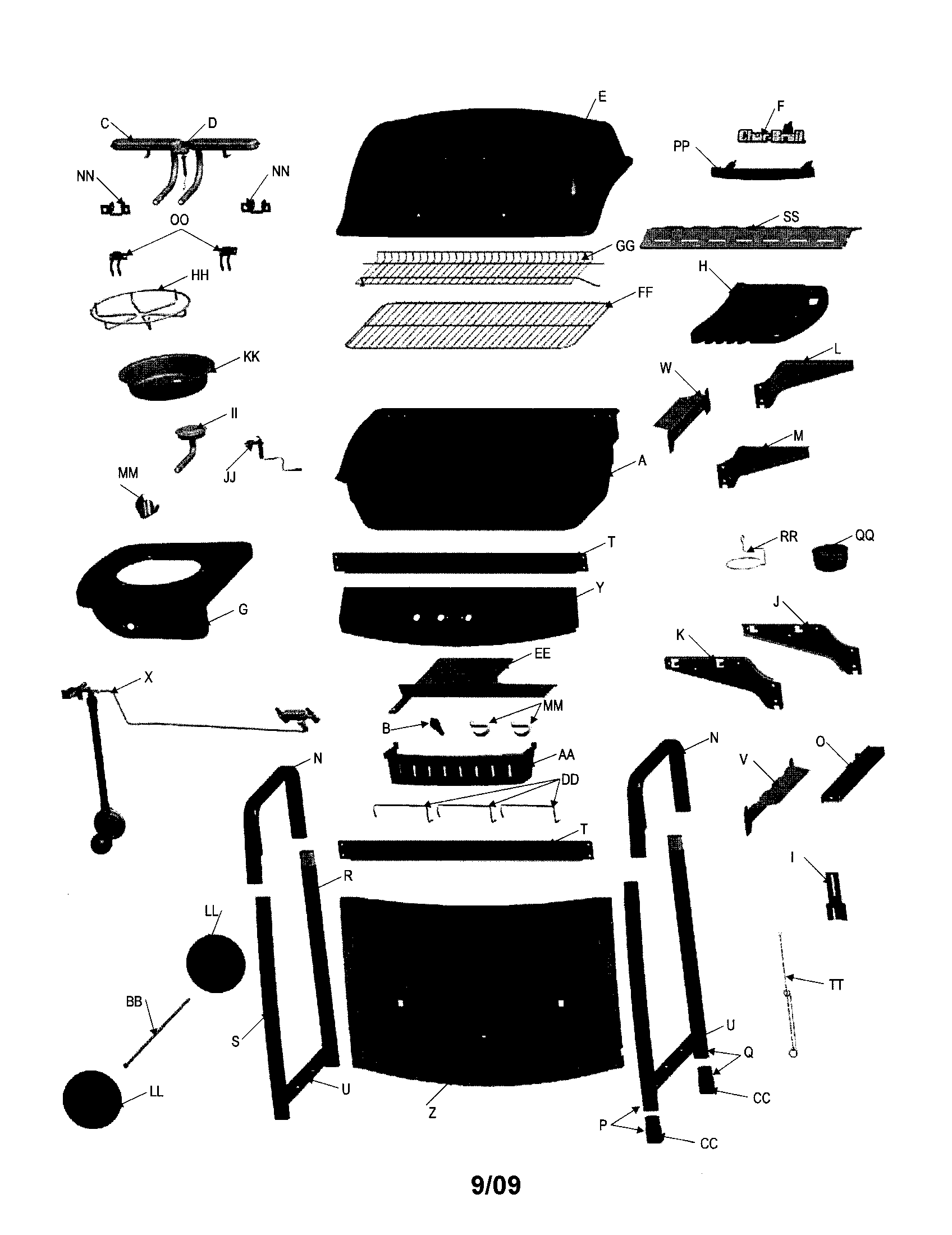 Gas Grill Ignitor Schematic. charbroil igniter wiring