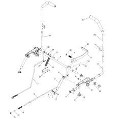 Husqvarna Lawn Mower Parts Diagram Truck Wiring Diagrams Steering Best Library