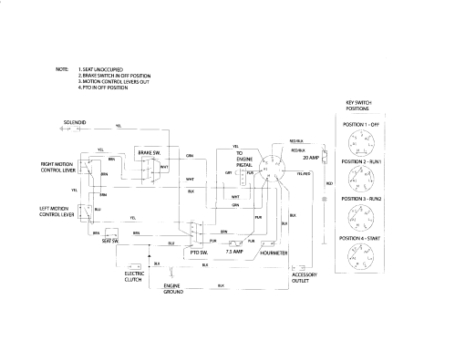 small resolution of husqvarna model z4218 968999281 lawn riding mower rear engine genuine parts