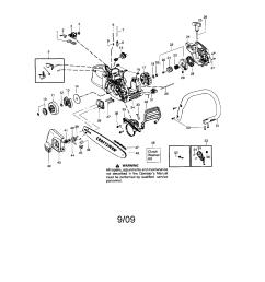 craftsman 358351700 chassis bar handle diagram [ 1696 x 2200 Pixel ]