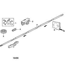 Garage Door Opener Parts Diagram Jeep Wrangler Jk Stereo Wiring Chamberlain Model Wd962kld