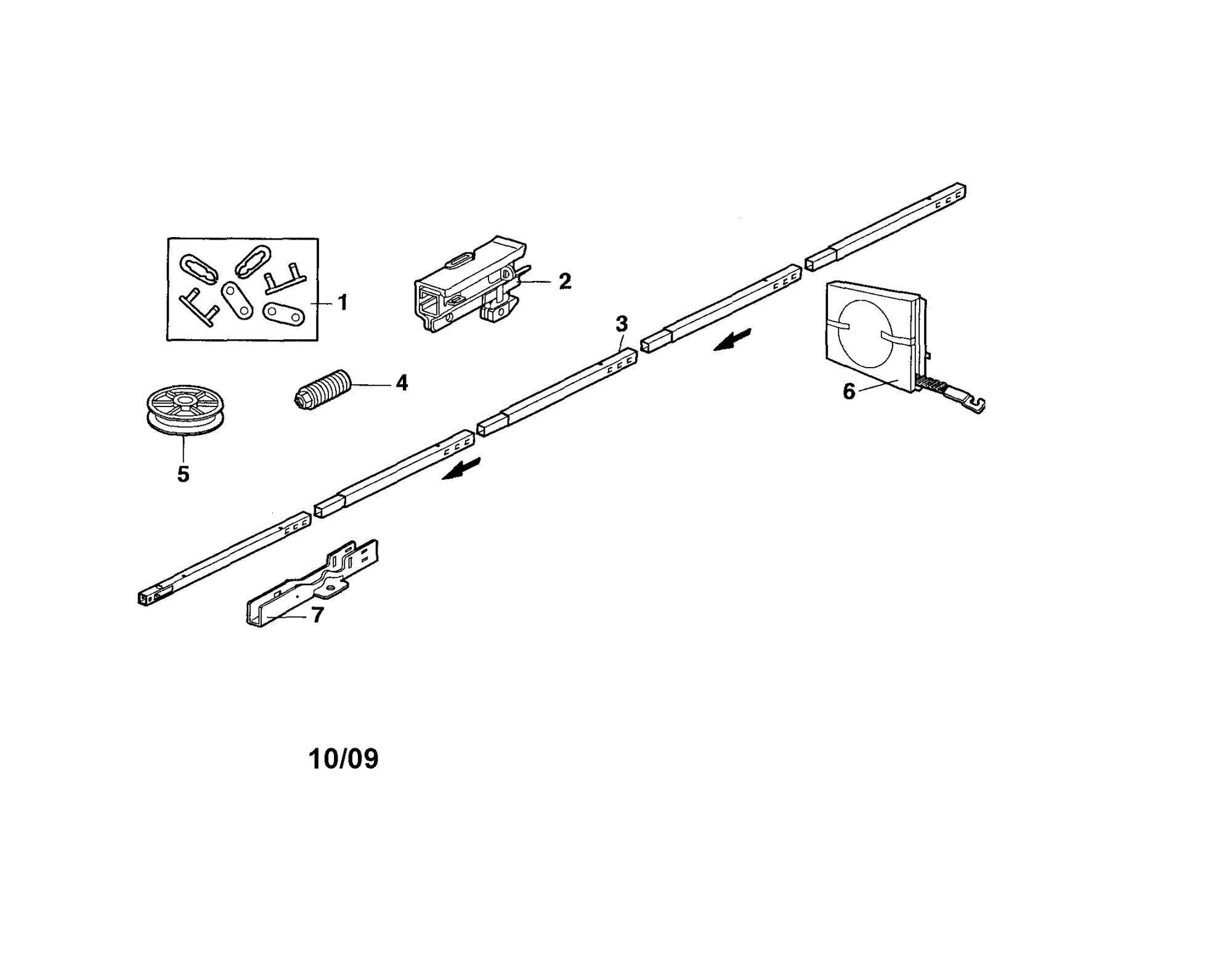 hight resolution of garage door schematic