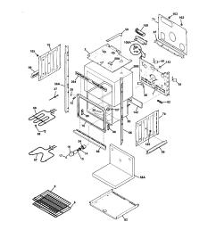 kenmore single wall oven wiring diagram [ 1696 x 2200 Pixel ]