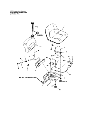 CRAFTSMAN | Model #107280340 | LAWN MOWER | SearsPartsDirect