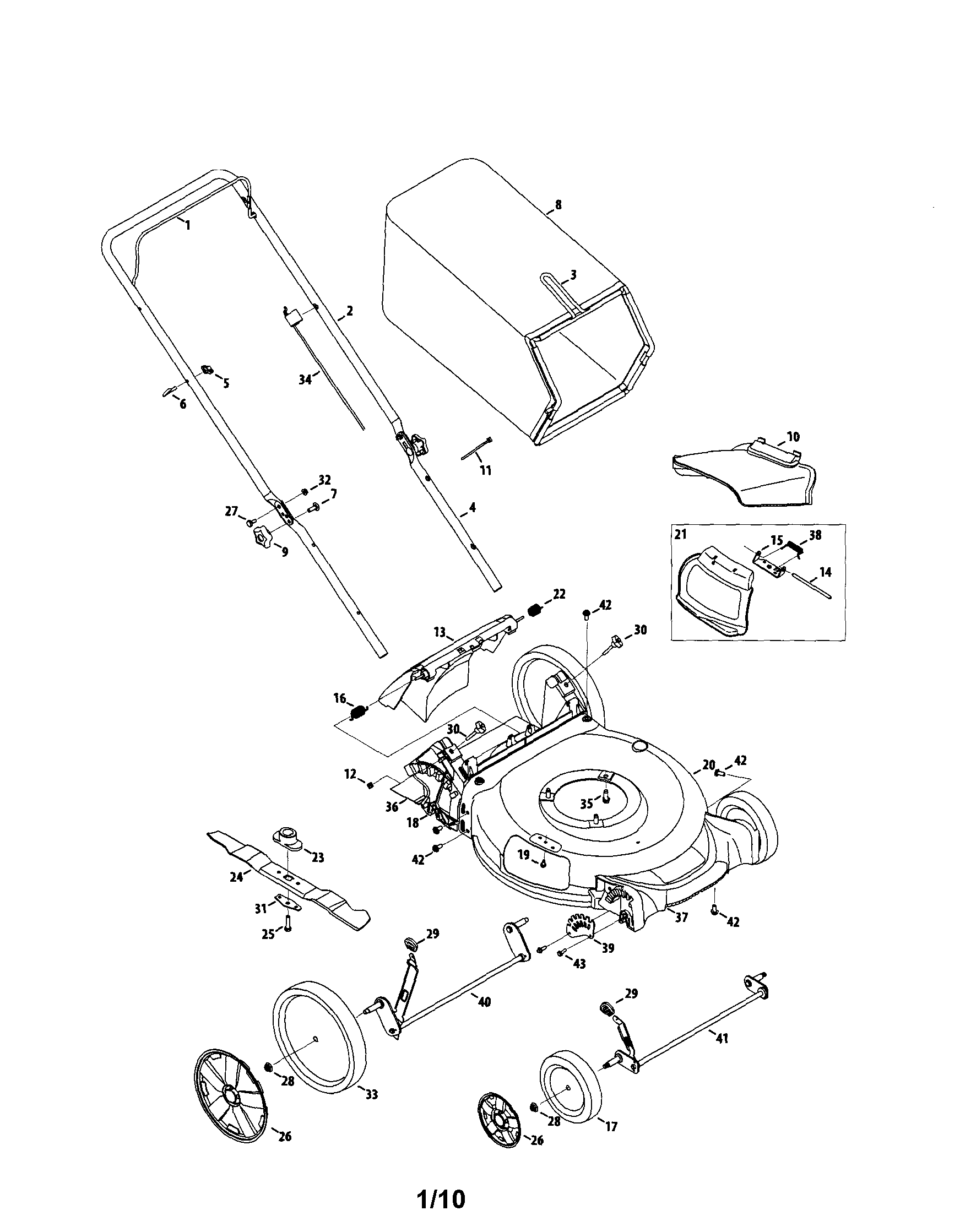 Teseh Lawn Mower Engine Parts, Teseh, Free Engine Image