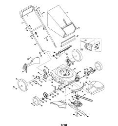 mtd mower diagram wiring diagrams mtd electrical schematic mtd model 560 mower walk behind lawnmower  [ 1696 x 2200 Pixel ]