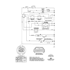 Weed Eater Fuel Line Diagram 2001 Bmw 325i Belt Electrical Free Wiring For You Model 960220009 Lawn Riding Mower Rear Engine Genuine Parts Rh Searspartsdirect Com Homelite