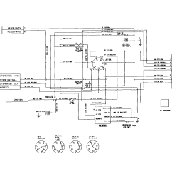 looking for mtd model 13ax90yt001 front engine lawn tractor repair mtd riding mower electrical diagram  [ 2218 x 1718 Pixel ]