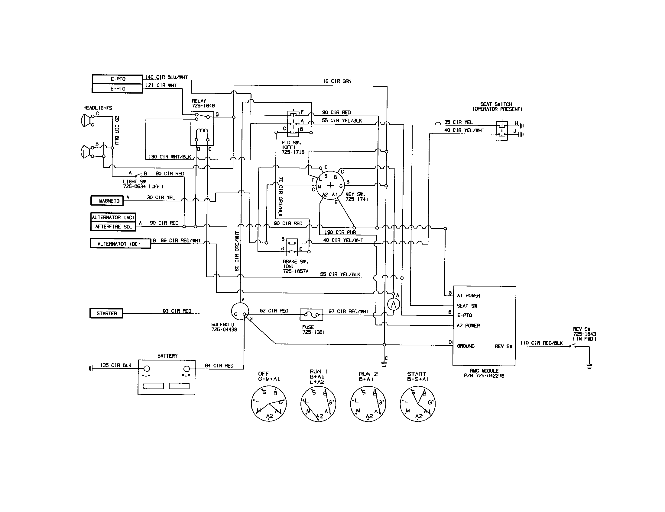 related with sears craftsman hour meter wiring diagram