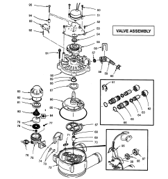 kenmore 625348591 valve assembly diagram [ 2480 x 3507 Pixel ]