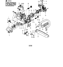 craftsman chainsaw diagram of wiring [ 2480 x 3507 Pixel ]