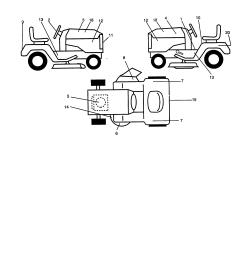 wheel horse part diagram transmission manual [ 2480 x 3507 Pixel ]