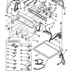 Kenmore Gas Dryer Parts Diagram Bench Grinder Wiring Model 11078942892 Sears