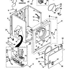 Kenmore Gas Dryer Parts Diagram Club Car Wiring New Photos