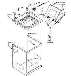 kenmore 80 series washing machine wiring diagram [ 1696 x 2200 Pixel ]