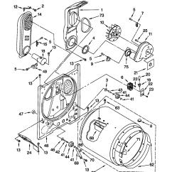 Whirlpool Gas Dryer Wiring Diagram 12v 30 Amp Relay Model Lgr7646eq3 Residential Genuine Parts