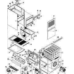 Tempstar Furnace Parts Diagram 06 F150 Starter Wiring Icp Gas Model Ntc6050fba1 Sears Partsdirect