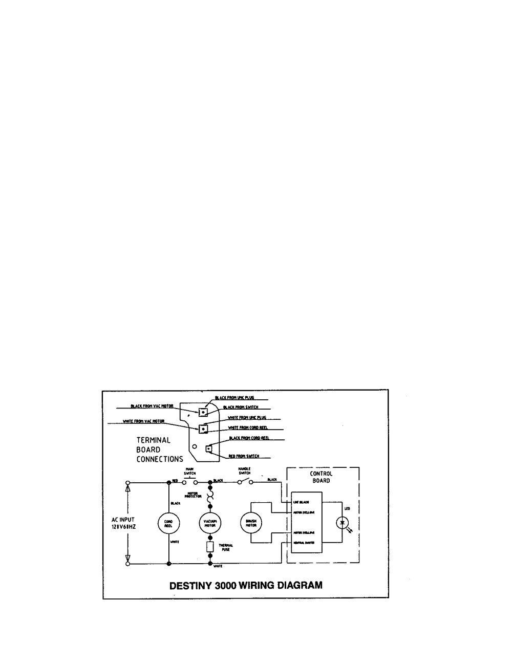 medium resolution of kenmore canister vacuum cleaner parts model 20426997790 sears vacuum cleaner wiring diagrams