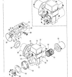 icp lm05100bgb1 replacement parts beckett oil burner diagram [ 1696 x 2200 Pixel ]