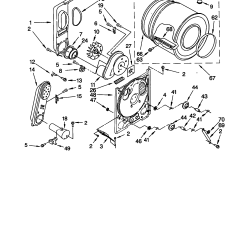 Whirlpool Duet Dryer Parts Diagram Four Way Flat Wiring 28 Images