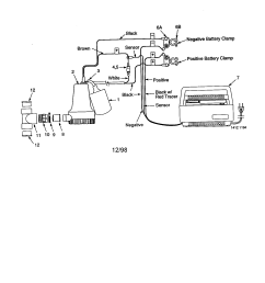 craftsman 572826122 battery backup sump pump diagram [ 1696 x 2200 Pixel ]