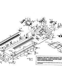 sears treadmill motor wiring diagram 1998 simple wiring post treadmill motor schematic proform model 831297790 treadmill [ 2200 x 1696 Pixel ]