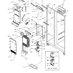 Amana Fridge Wiring Diagram Redarc Bcdc Charger Refrigerator Parts