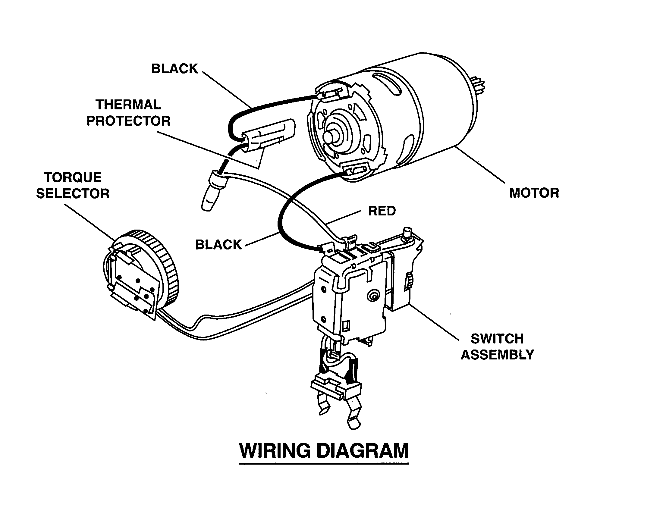 WIRING DIAGRAM Diagram & Parts List for Model 315274910