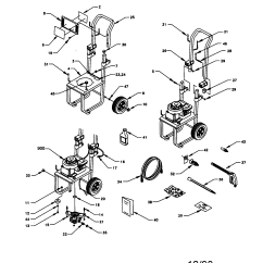 Craftsman Pressure Washer Pump Parts Diagram 1995 Jeep Grand Cherokee Limited Wiring High Model 580768000
