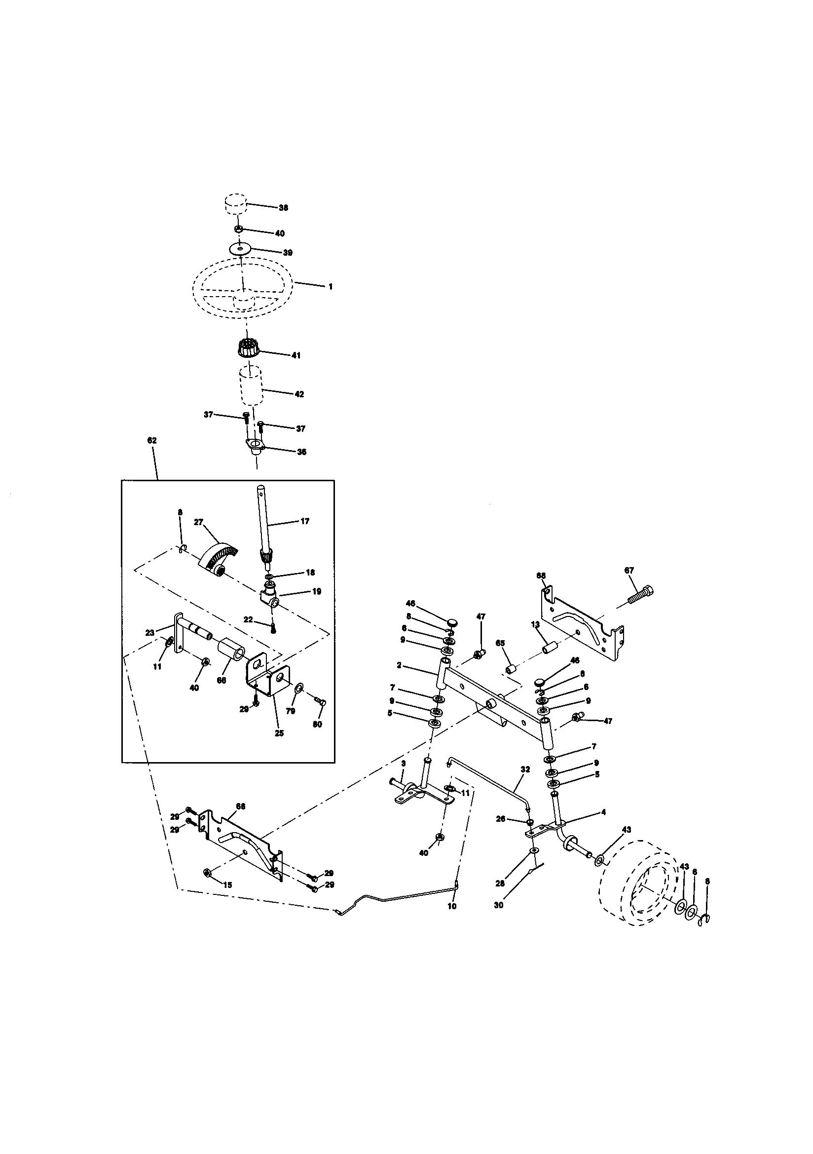 [WRG-1669] Fs5500 Craftsman Tractor Wiring Diagram