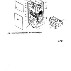 Oil Furnace Parts Diagram Y Plan Wiring York Gas Model P3dhd20n11201 Sears