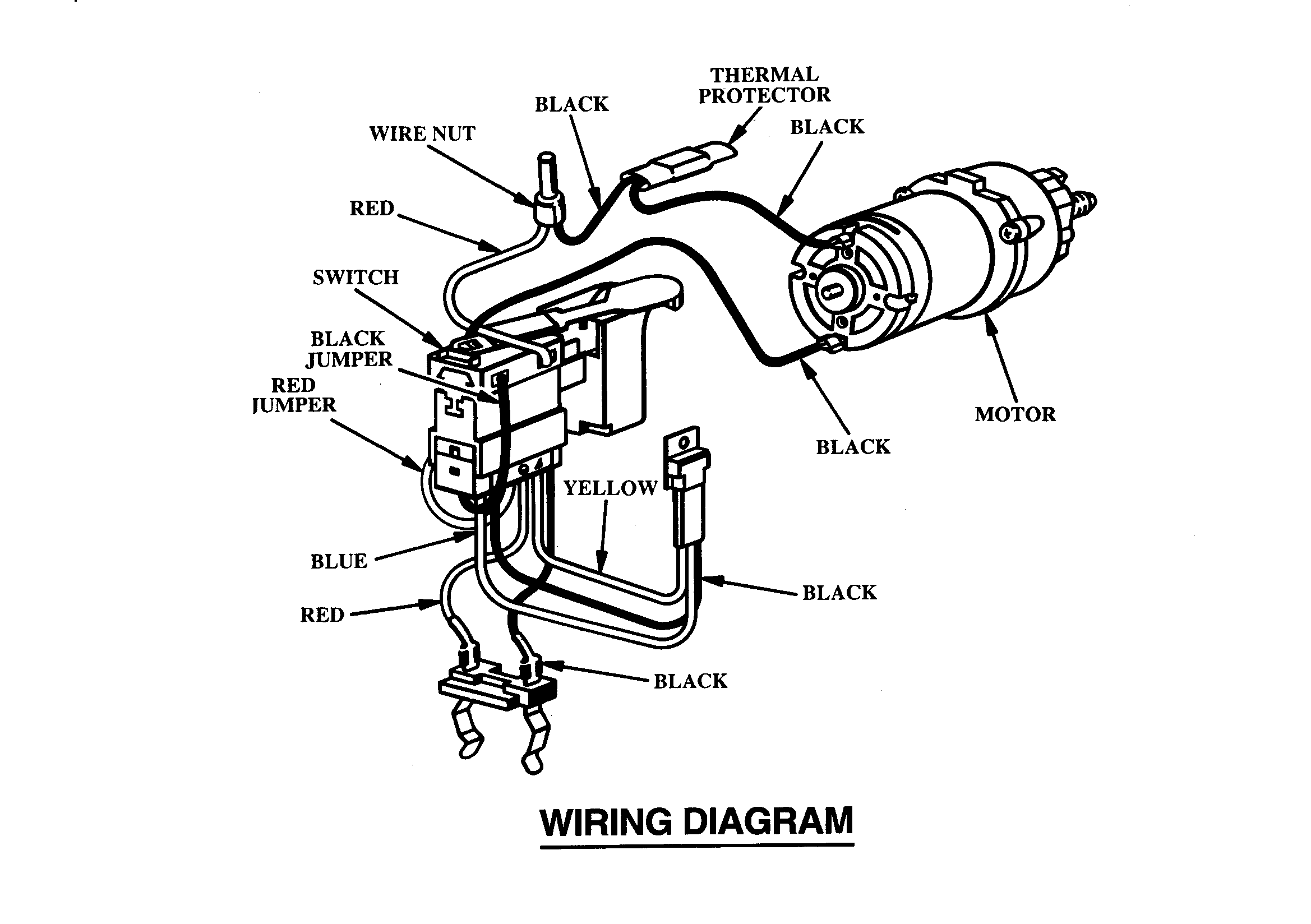 WIRING DIAGRAM Diagram & Parts List for Model 315274880