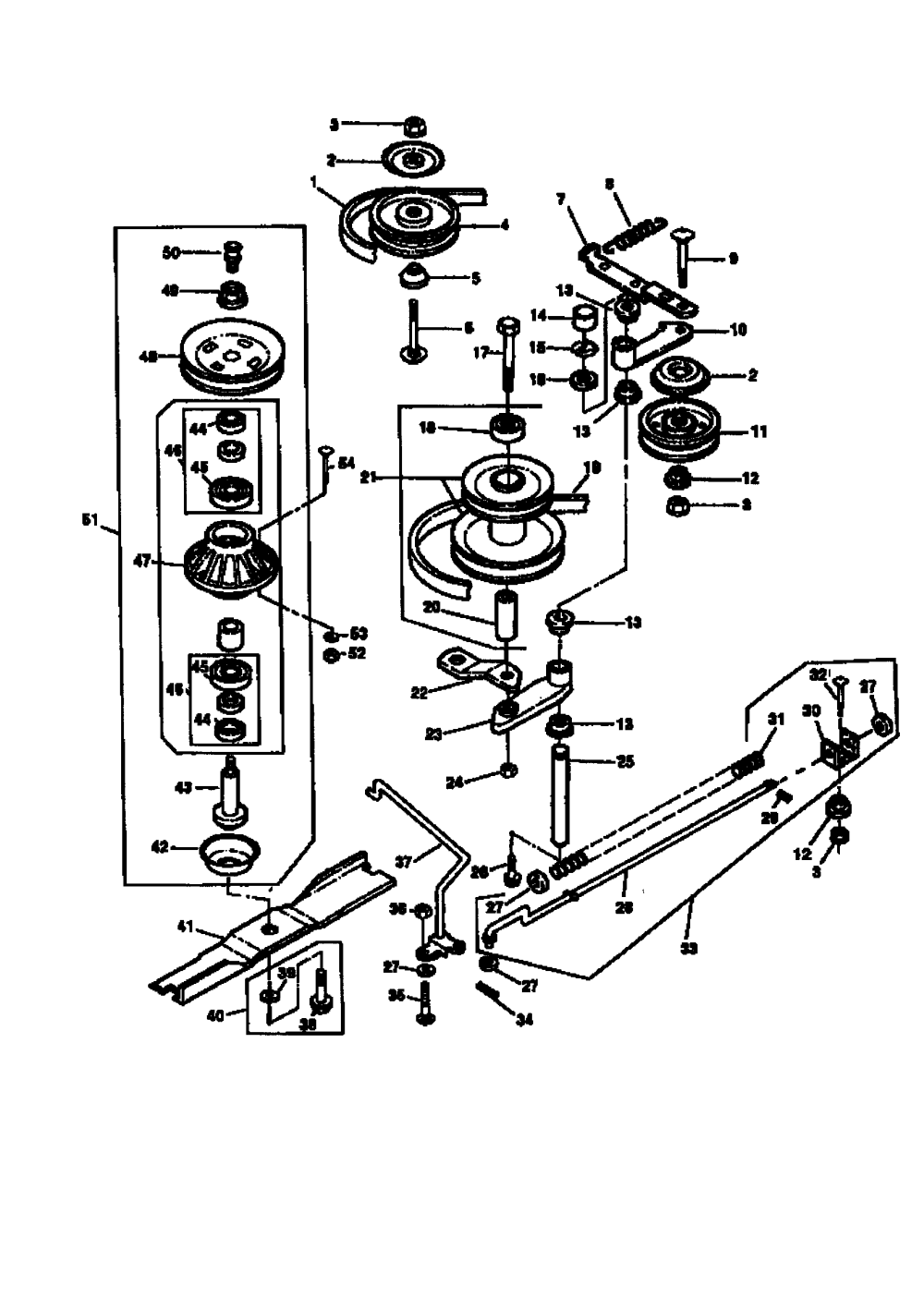 medium resolution of scotts s2048 wiring diagram