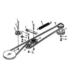 John Deere Sabre 1438gs Wiring Diagram Arc Fault Circuit Breaker Model 1338 Gear Gxsabrf Lawn Tractor Genuine Parts