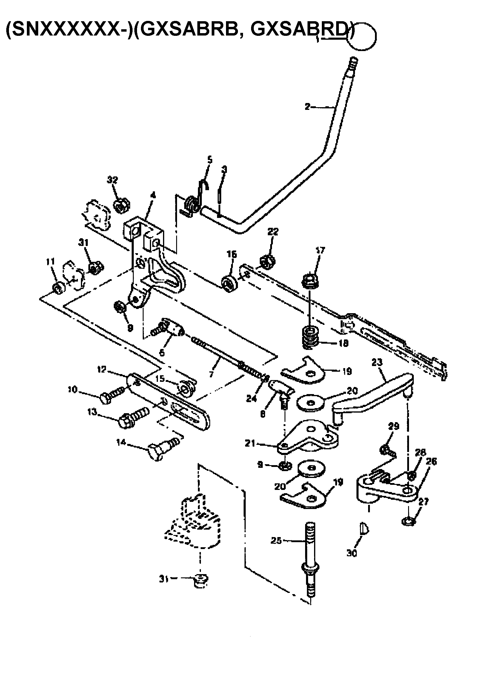 john deere sabre wiring diagram switch outlet diagrams double gang box do it yourself help 1338 belt diy enthusiasts