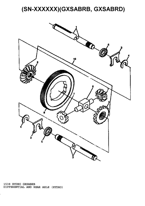 small resolution of john deere sabre gear wiring diagram john deere sabre john deere 1338 sabre gear wiring diagram