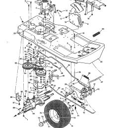 craftsman 536270111 motion drive diagram [ 1648 x 2338 Pixel ]