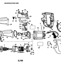 looking for craftsman model 900275020 reciprocating saw repaircraftsman 900275020 reciprocating saw diagram [ 2338 x 1648 Pixel ]