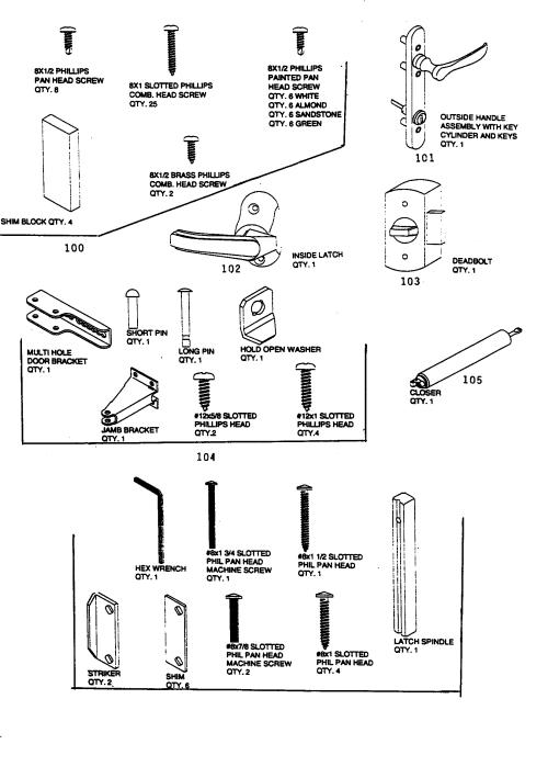 small resolution of emco model mxs 32wh storm screen door genuine parts rh searspartsdirect com subaru parts diagram volvo parts diagram engine modules